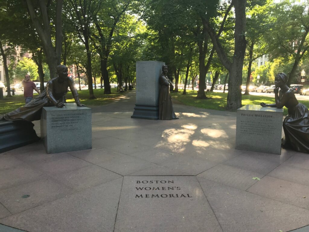 Boston Women's Memorial