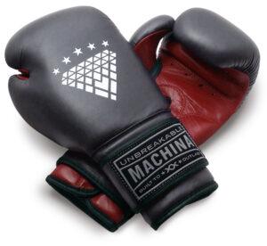 Machina boxing gloves