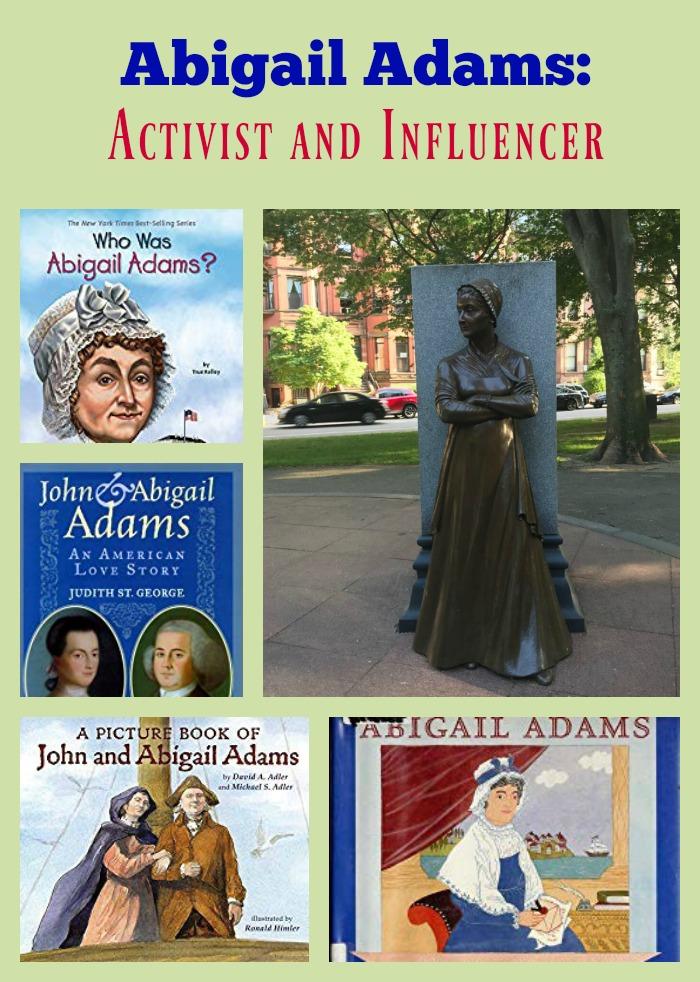 Abigail Adams: Activist and Influencer