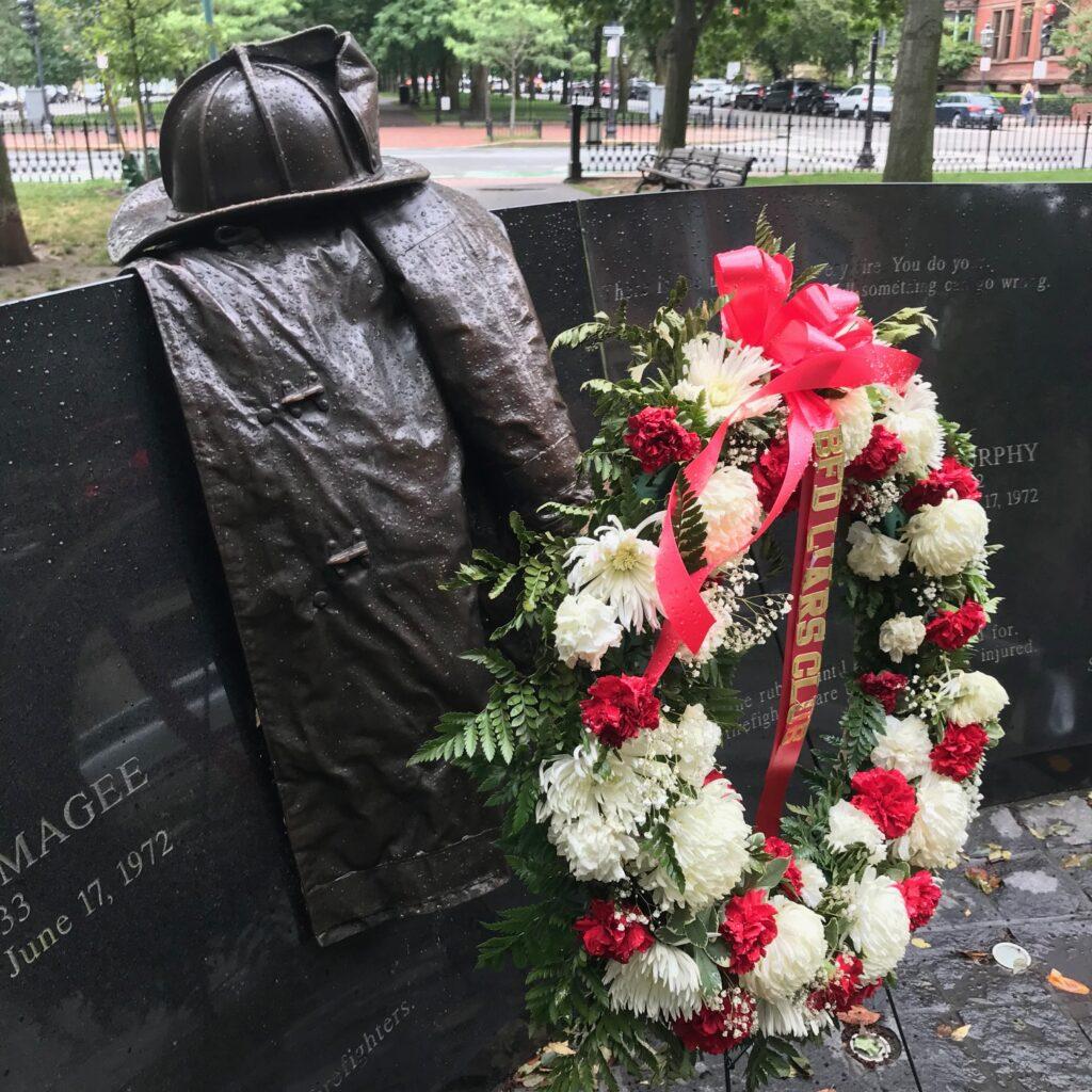 Boston Firefighters Memoria