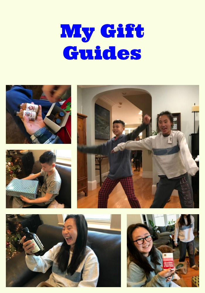 My Gift Guides
