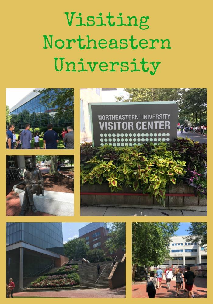 Visiting Northeastern University