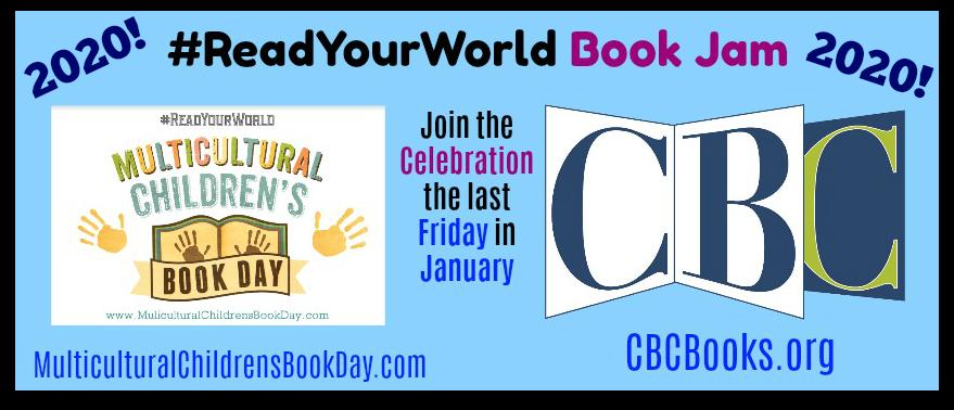 #ReadYourWorld Book Jam 2020