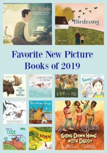 Favorite New Picture Books of 2019