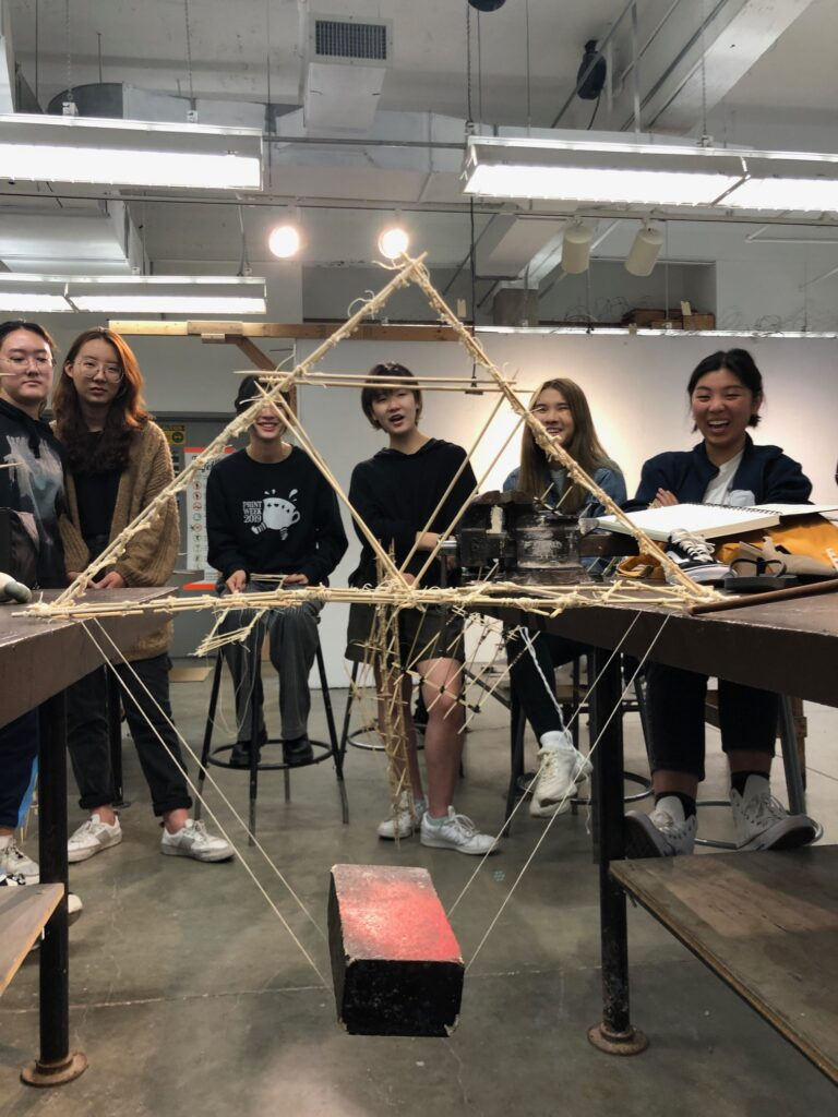 STEM Bridge Skewer Challenge