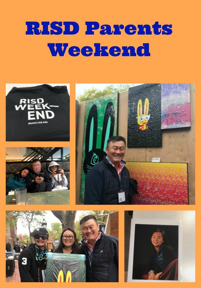 RISD Parents Weekend