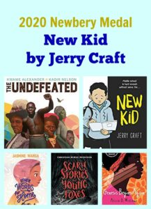 2020 Newbery Medal and Honor Books