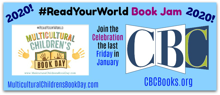 #ReadYourWorld Book Jam 2020 with the Children's Book Council