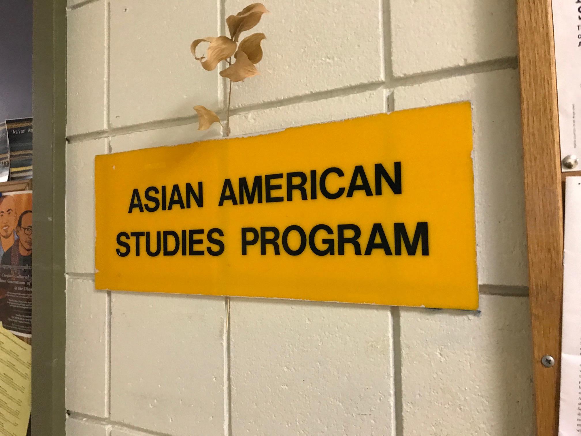 Meeting Asian American Studies at UMass Boston