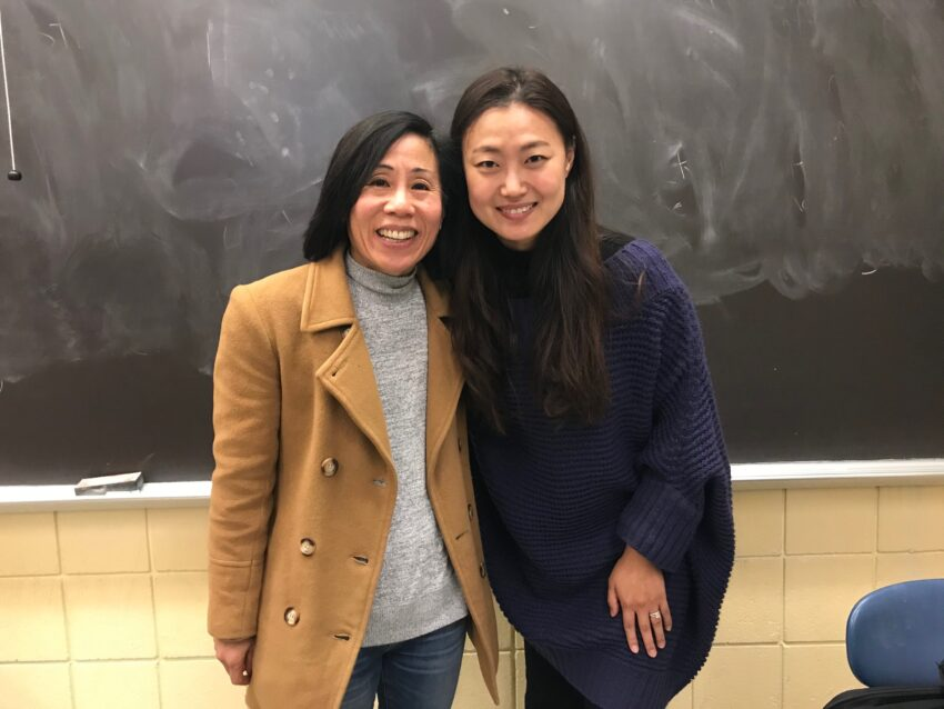 Dr. MinJin Lee Professor Asian American Studies UMass Boston