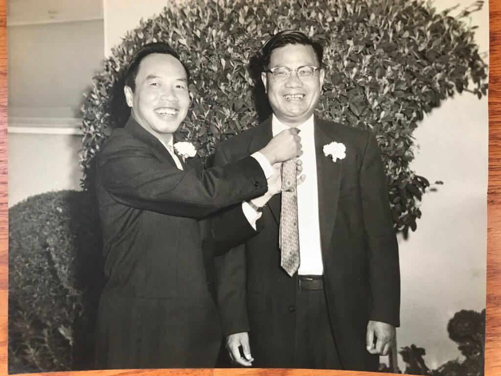 Dr. Chien Chet Wenjen: His Life
