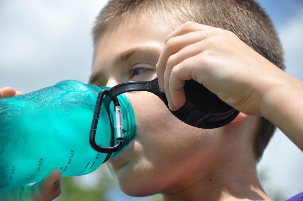How Hydration Affects Your Kid's Health