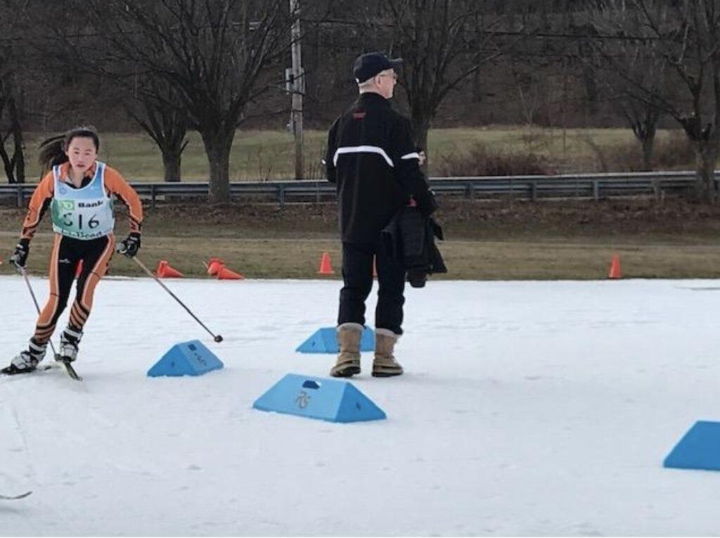Ali Lee Nordic Ski NNHS