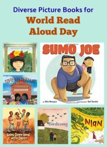 Diverse Picture Books for World Read Aloud Day