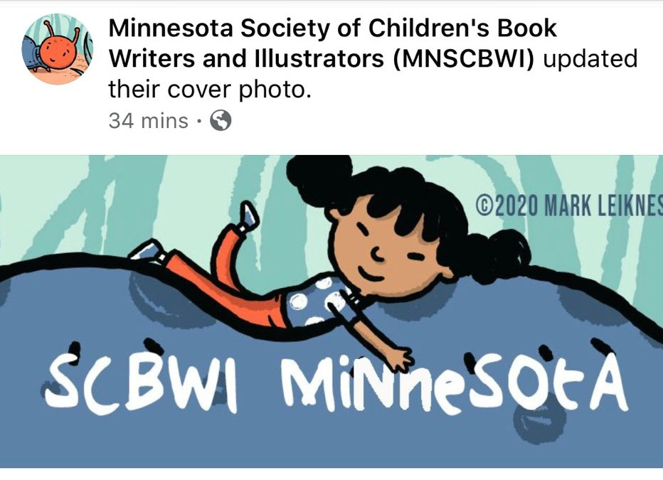 MNSCBWI racist illustration