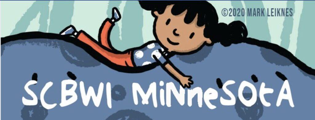 SCBWI Minnesota Racist Facebook Banner