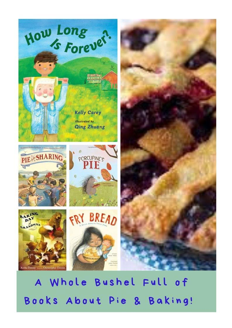 How Long Is Forever? food picture books