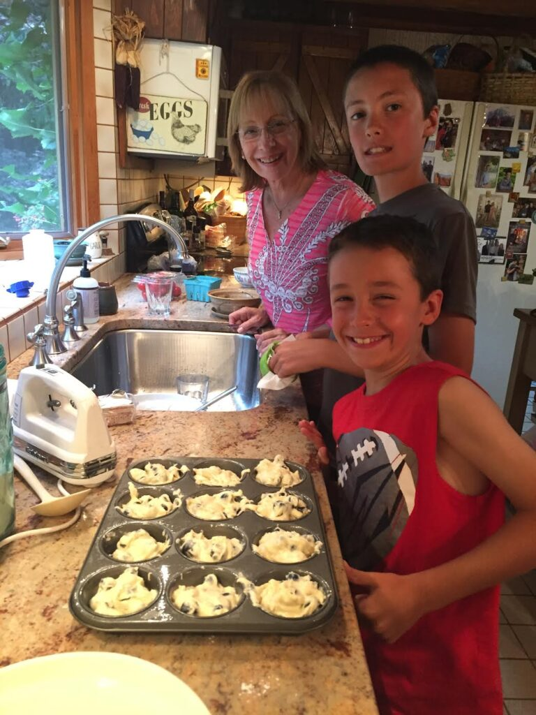 How Long is Forever? multigenerational baking