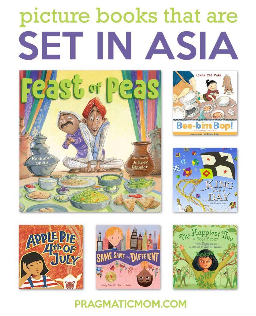Picture Books set in Asia
