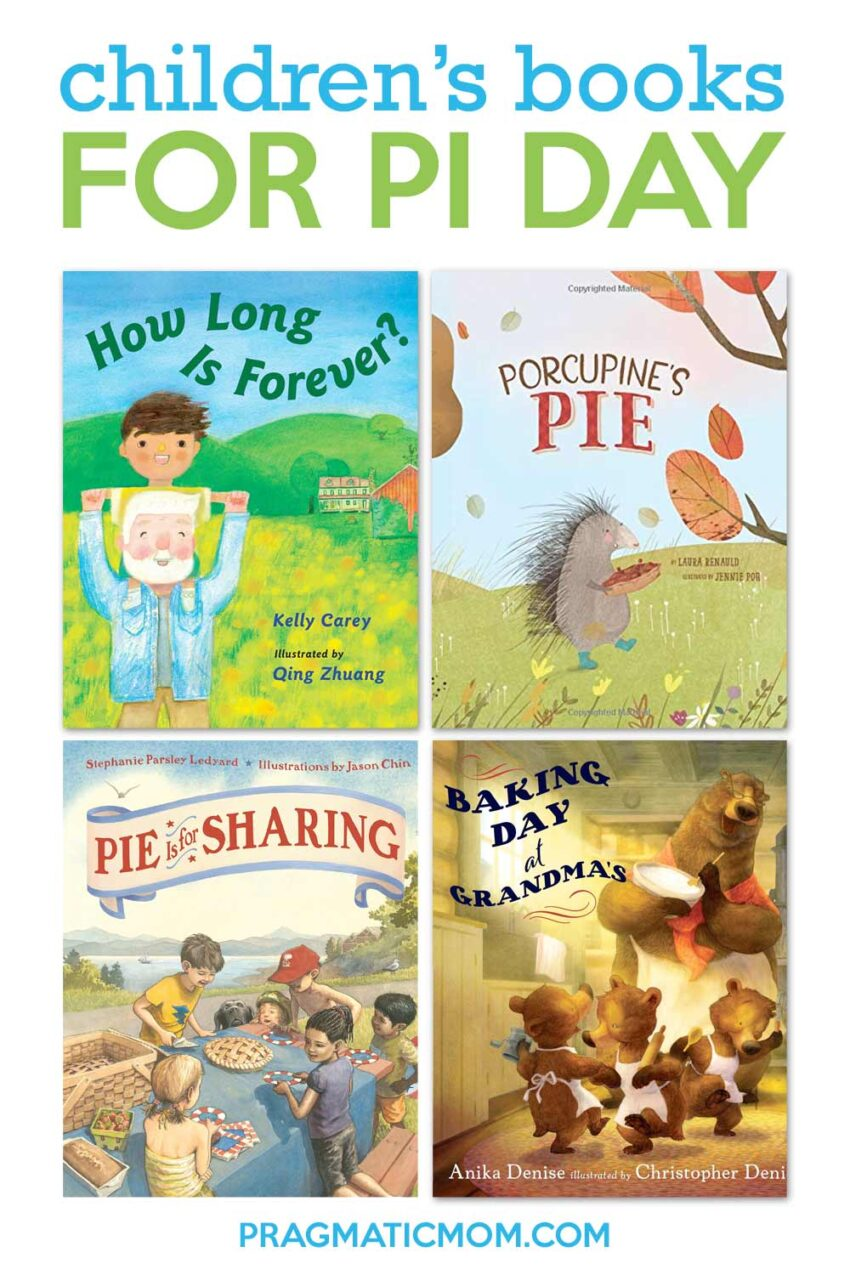 Children's Books for Pi Day