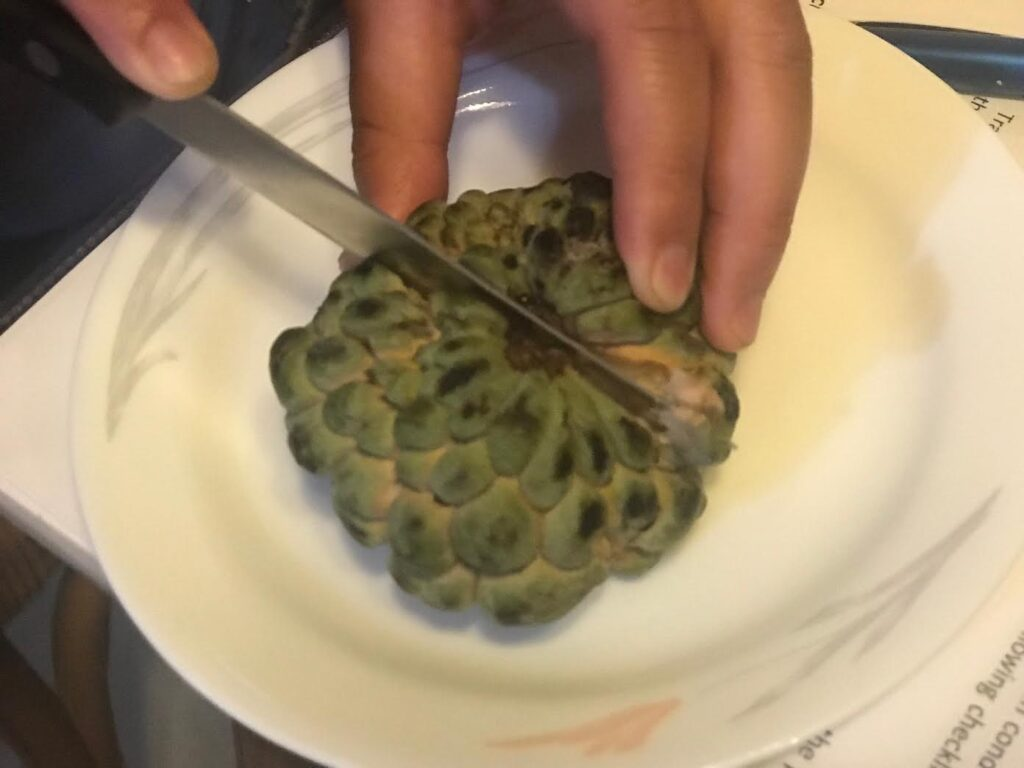 Exotic Fruit Challenge: Cherimoya