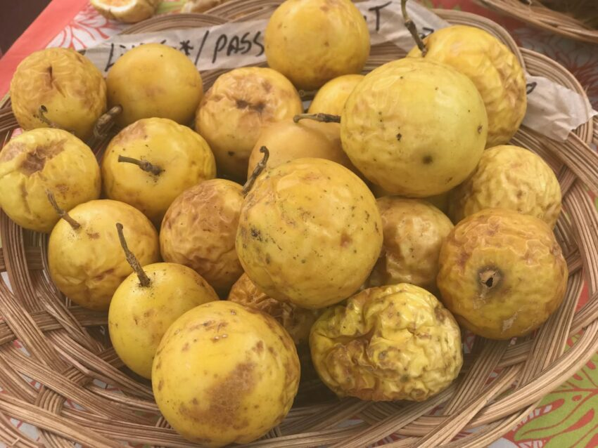 Exotic Fruit Challenge: Lilikoi