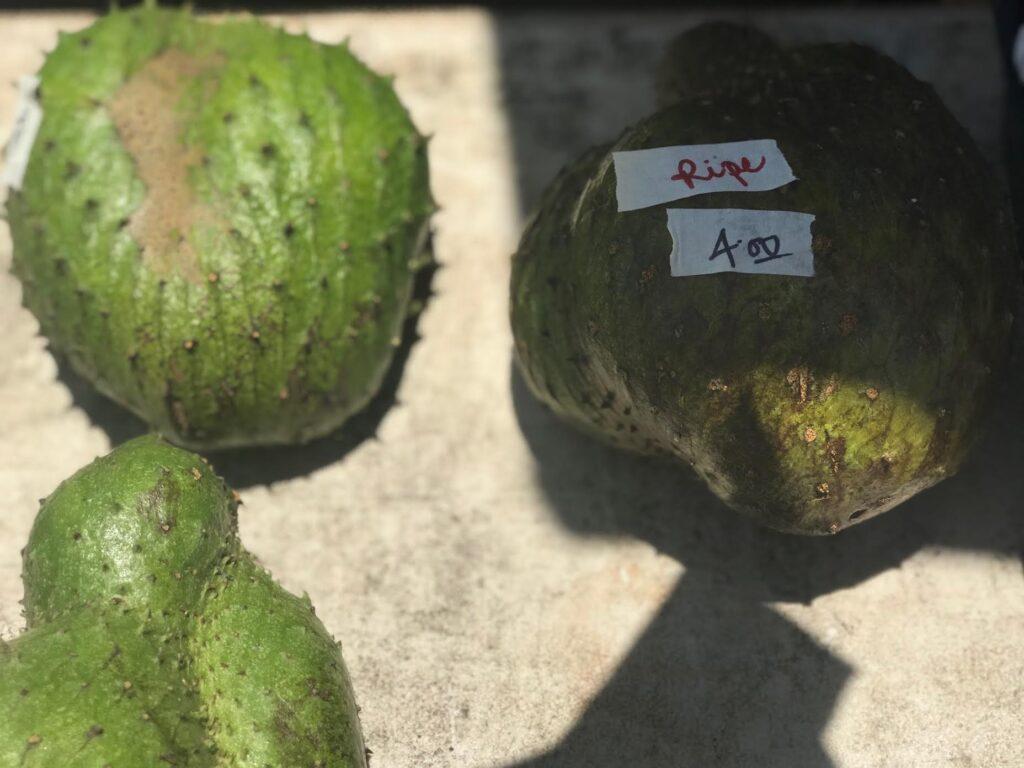 Exotic Fruit Challenge: Gayobana