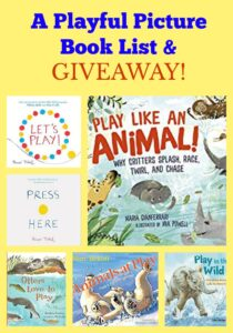 A Playful Picture Book List & GIVEAWAY!