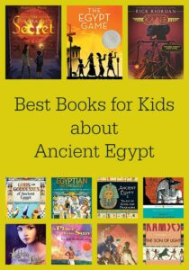Best Books for Kids about Ancient Egypt