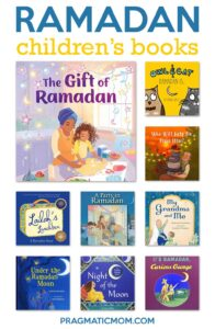 Ramadan Children's Books from Muslims in KidLit