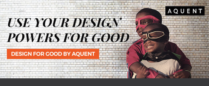 Designing For Good: $30k grants to Nonprofits!