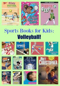 Sports Books for Kids: Volleyball!