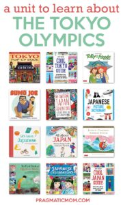 A Unit to Learn About the Tokyo Olympics