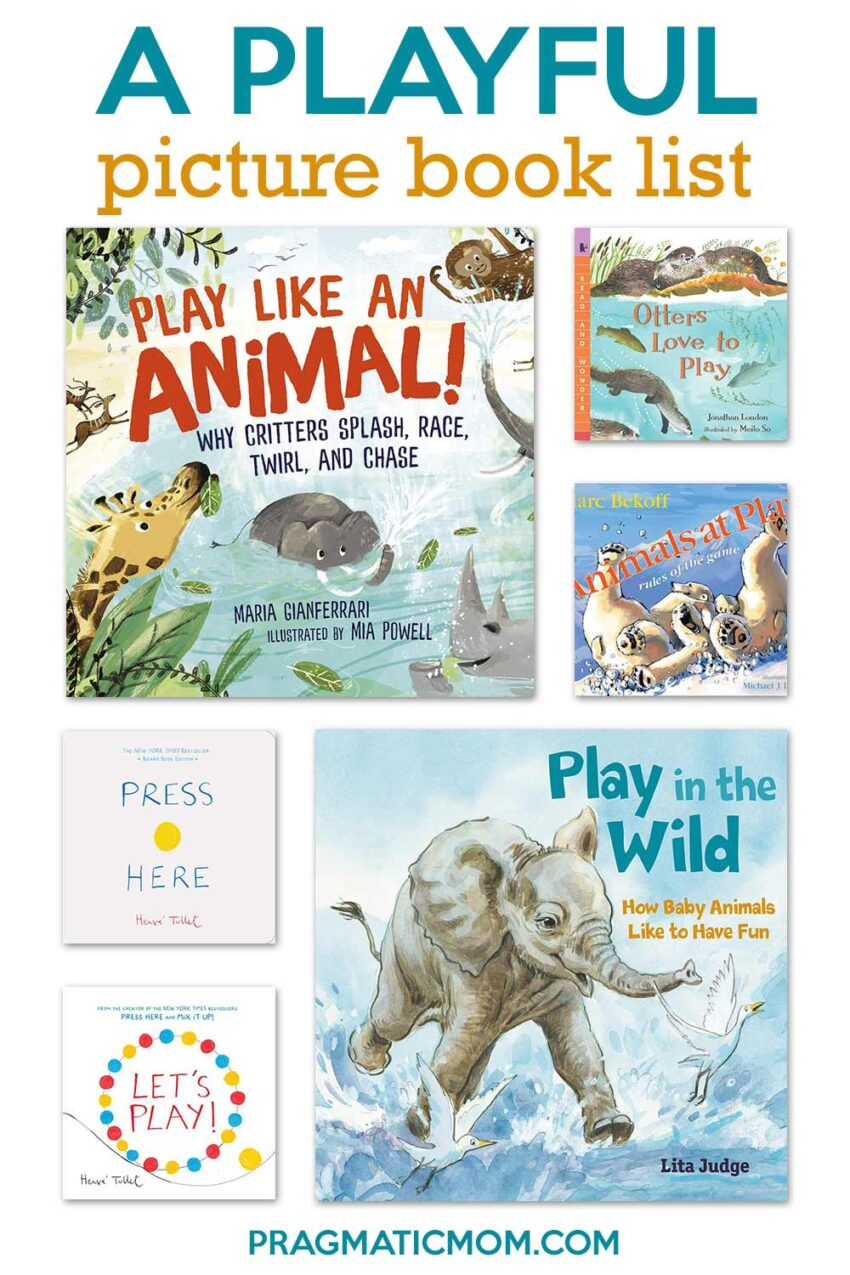 A Playful Picture Book List
