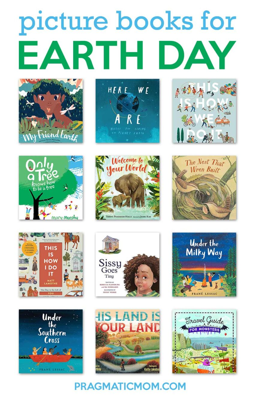 Picture Books for Earth Day