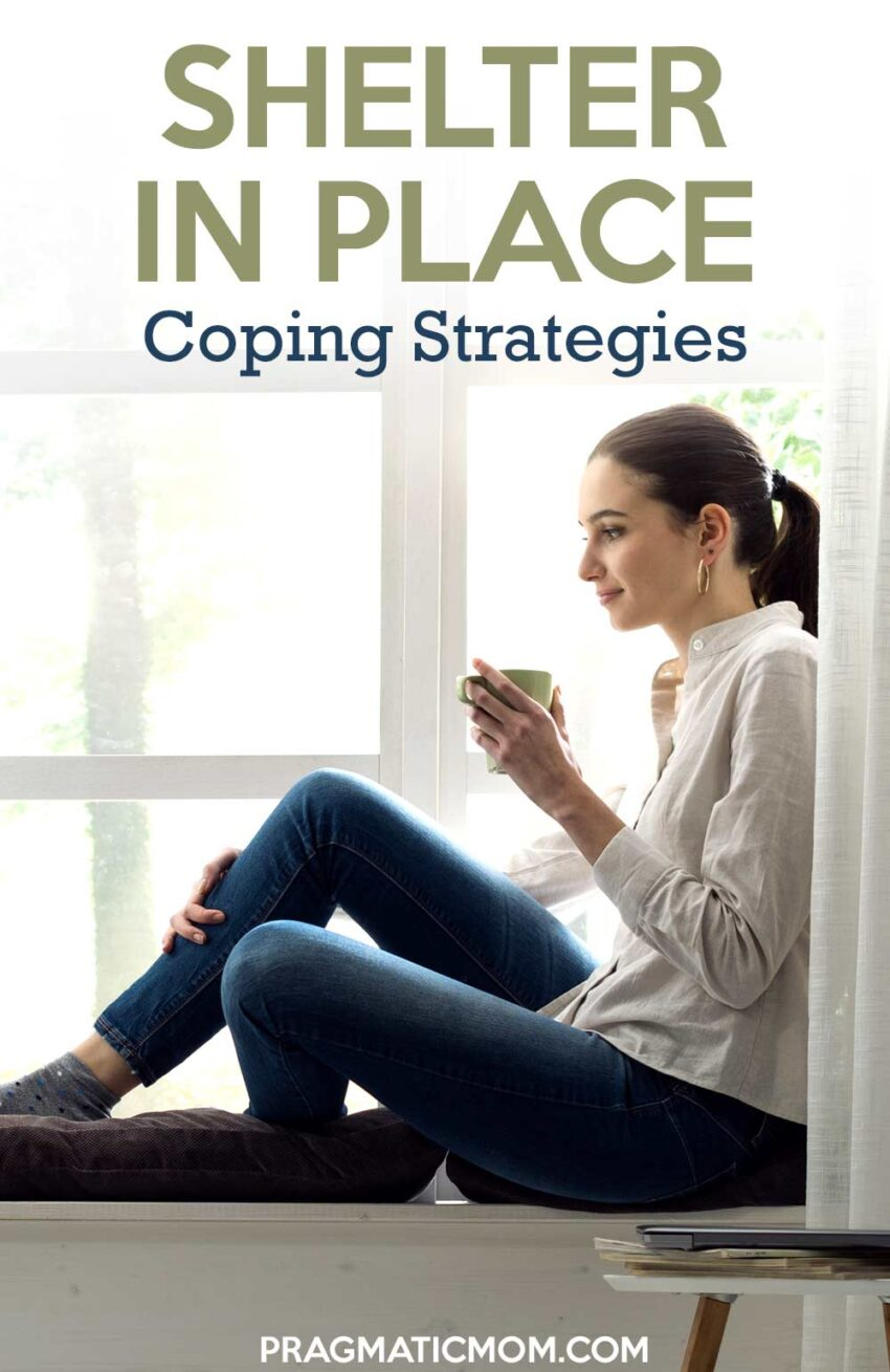 My Shelter-in-Place Coping Strategies