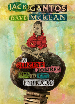 A Suicide Bomber Sits in the Library Jack Gantos Racist Racism