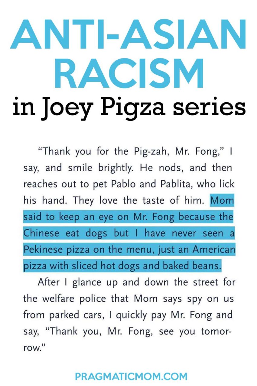 Can A Book Do Real Harm? Anti-Asian Racism in Joey Pigza series by Jack Gantos
