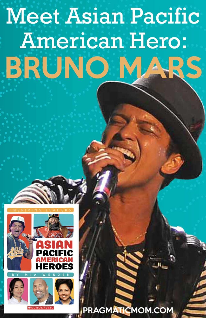 Meet Asian Pacific American Hero: Bruno Mars