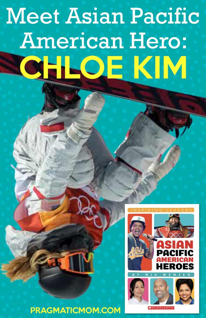 Meet Asian Pacific American Hero Chloe Kim