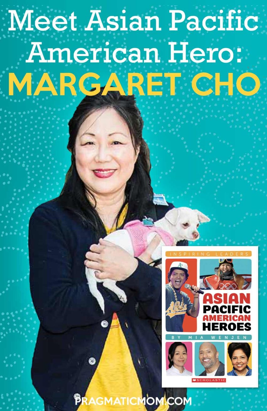 Meet Asian Pacific American Hero: Margaret Cho