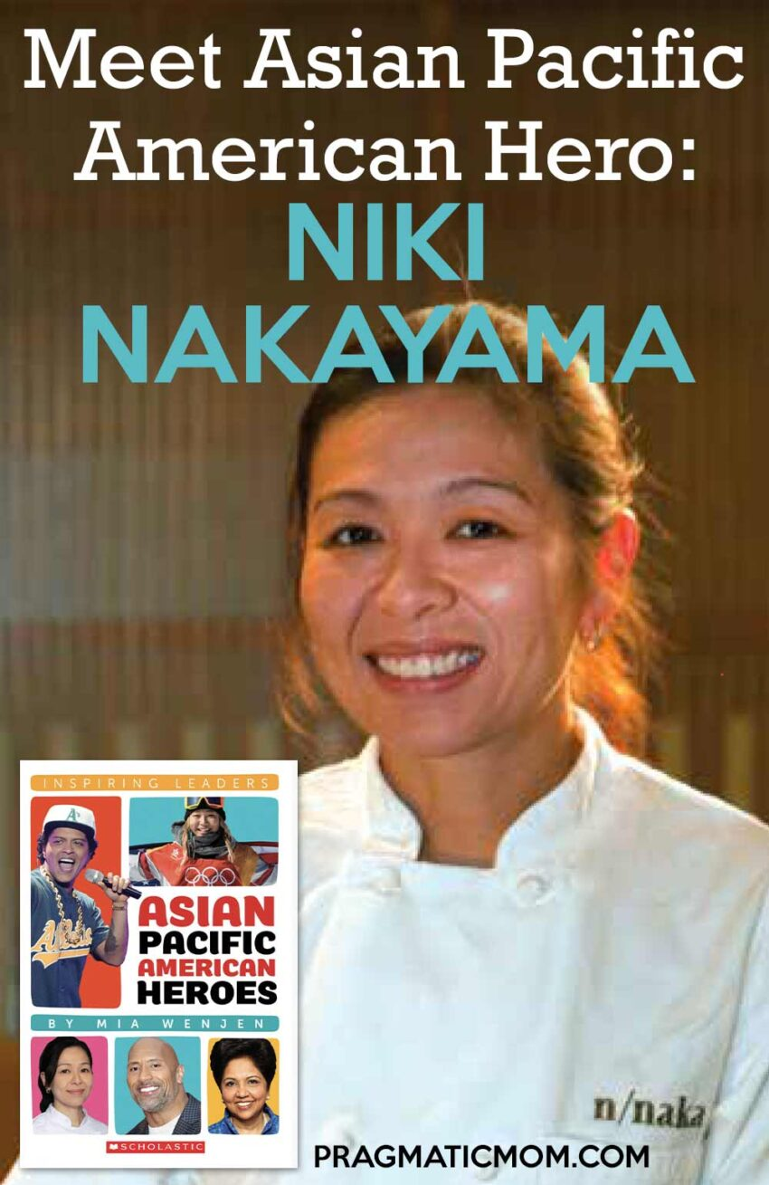 Asian Pacific American Hero Niki Nakayama