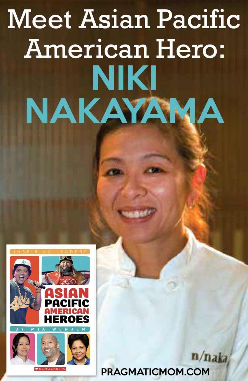 Asian Pacific American Hero Niki Nakayama