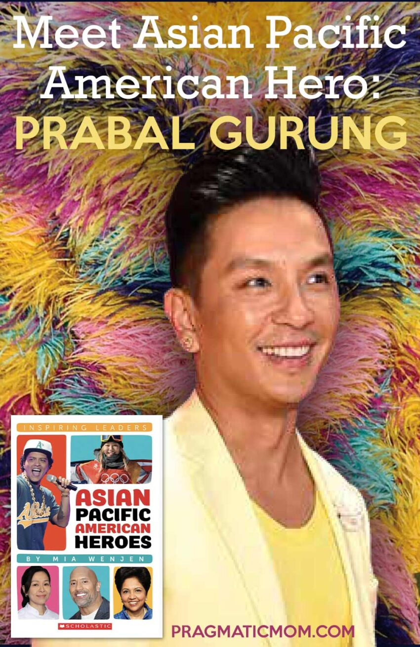 Asian Pacific American Hero Prabal Gurung