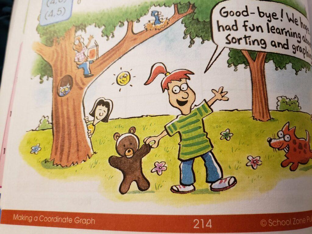 More Asian Slant Eyes in Children's Books