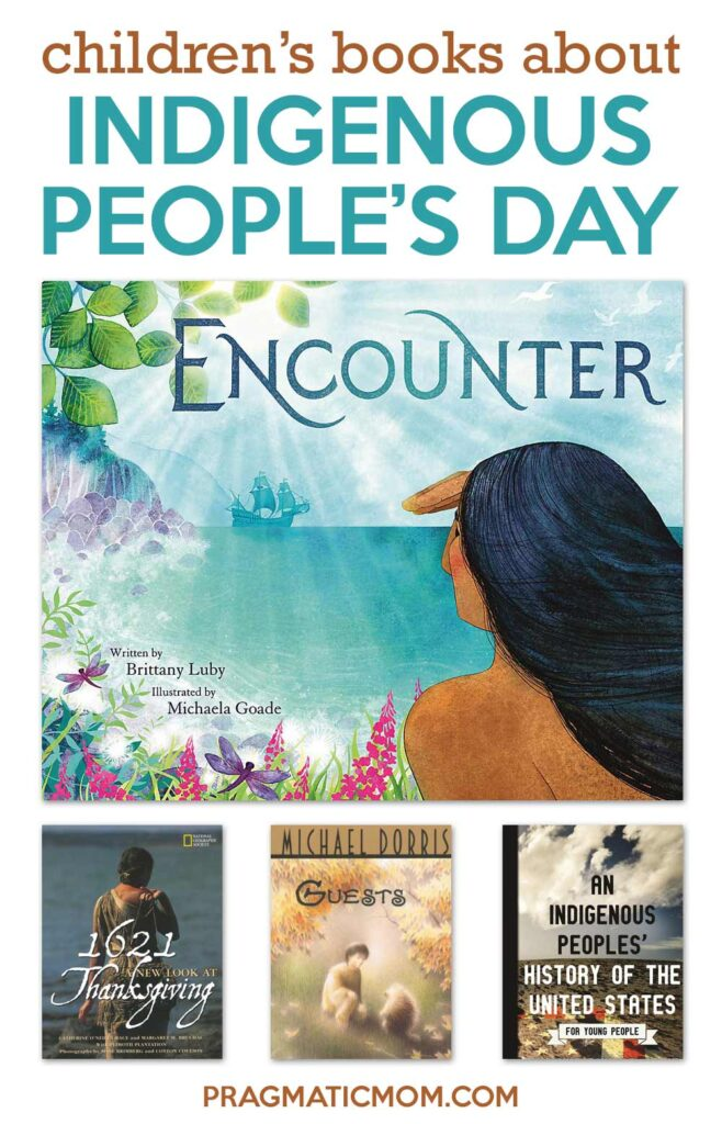 #OwnVoices Children's Books for Thanksgiving & Indigenous Peoples Day