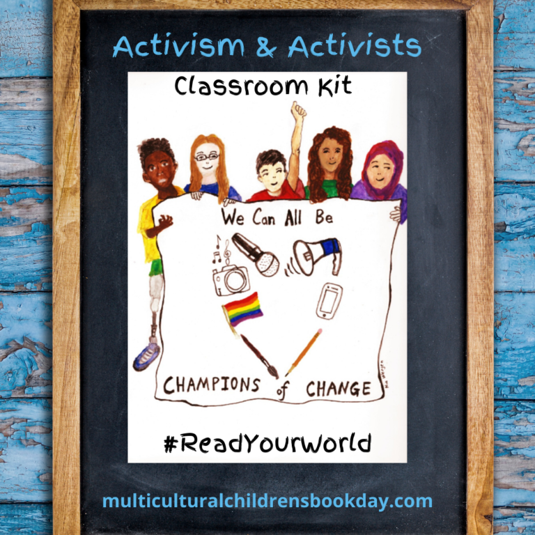 New MCBD Classroom Kit: Activists & Activism!