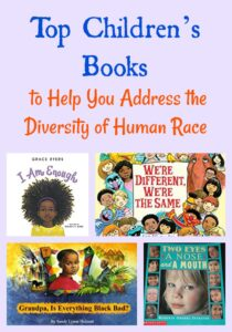 Top Children's Books to Help You Address the Diversity of Human Race
