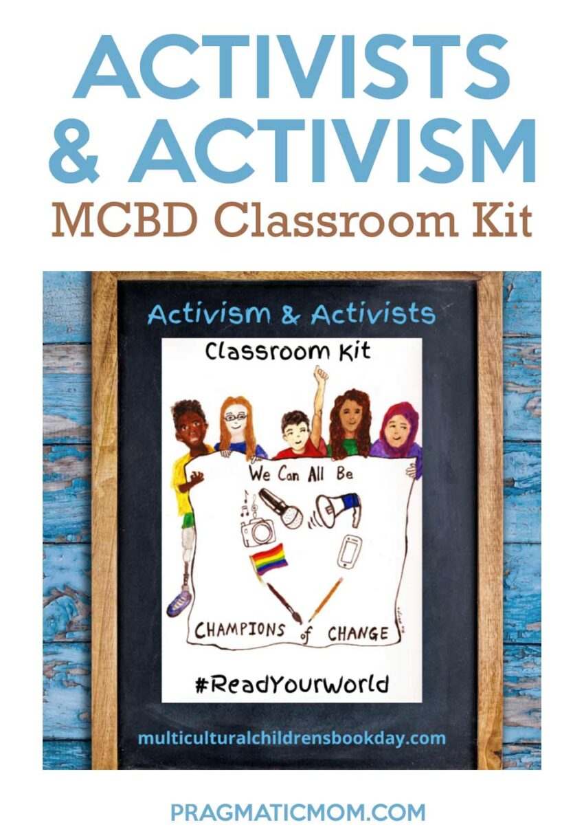 New MCBD Classroom Kit: Activists & Activism
