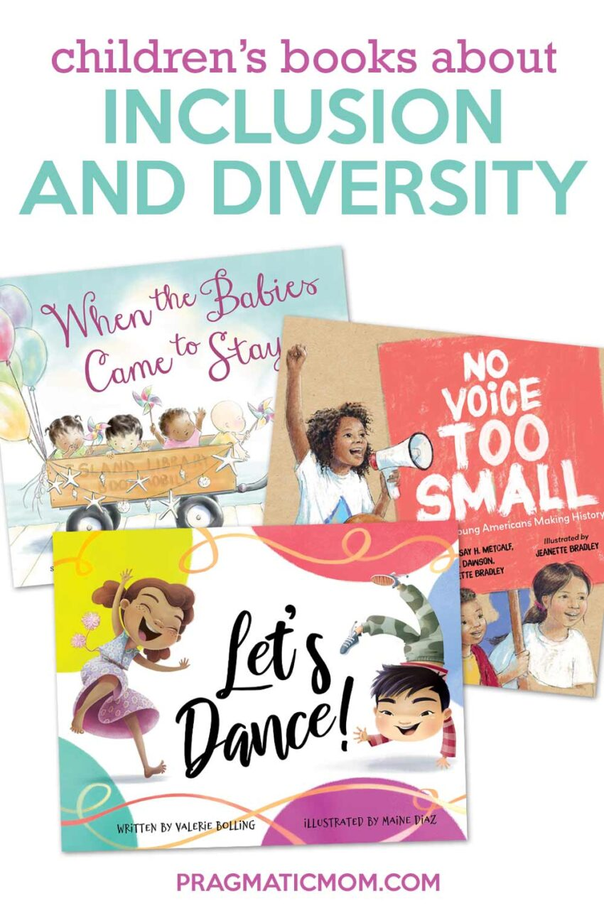 New Books from My Colleagues at NESCBWI Inclusion and Diversity Committee!